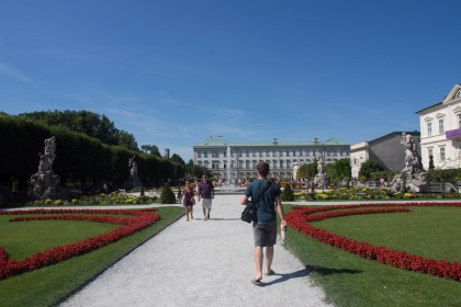 Mozarts birthplace