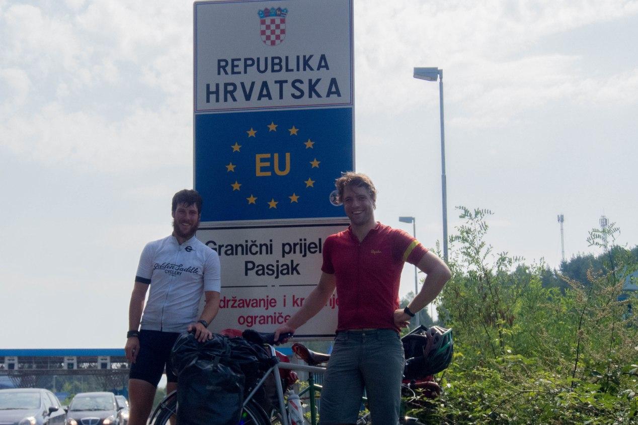 Arriving Croatia