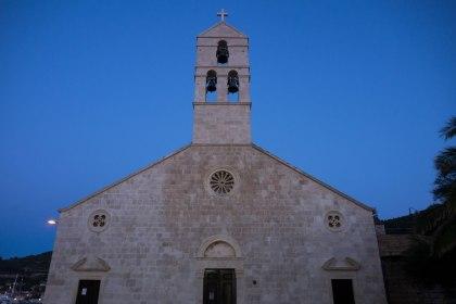 Church on split