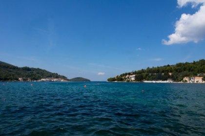 Bay at Korčula