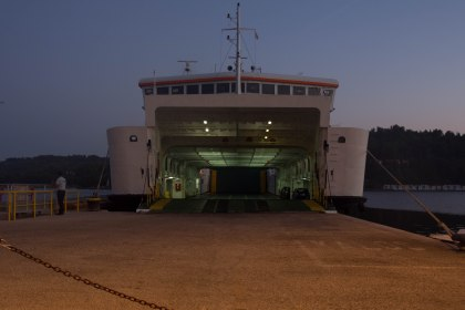 Our final ferry
