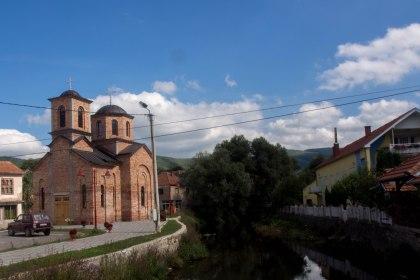 Nice orthodox church
