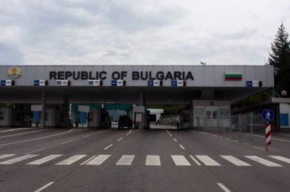 Entering Bulgaria and back into the EU