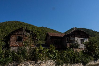 The state of a lot of the rural houses