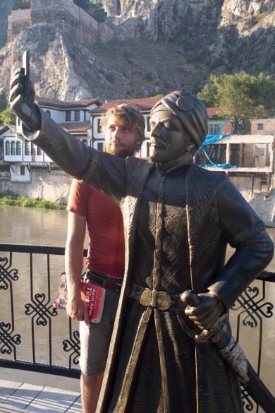 Sultan selfie