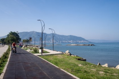 Leaving Ordu