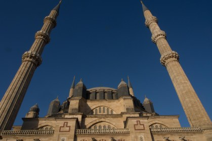 Turns out the first mosque we visited was one of the nicest in Turkey.
