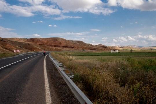 Road into Cappadocia