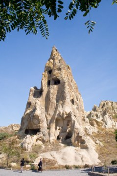 churches carved into the rock