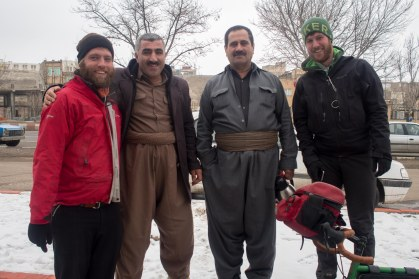 Us and some kurds.