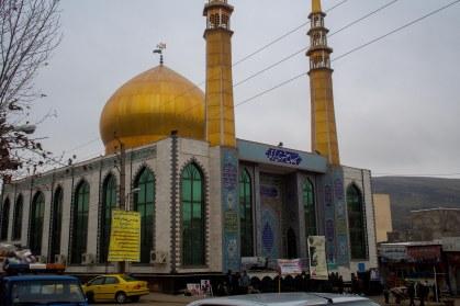 Mosque in Germi