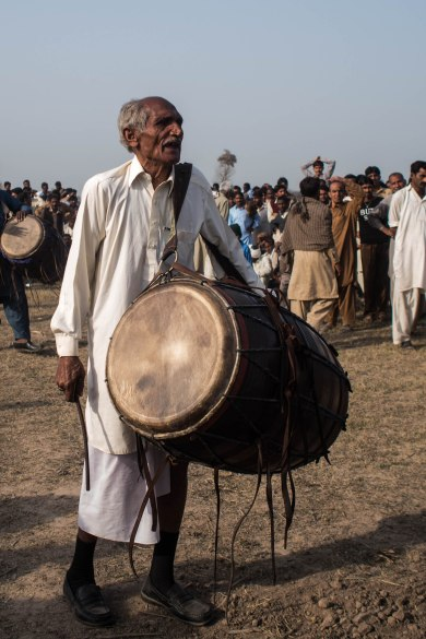 What was going on was the annual drumming competition. And this was where we would meet the Lashari's of Bama Bala and spend two nights with them.