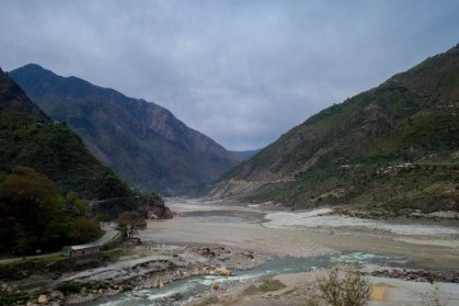 First sight of the Indus